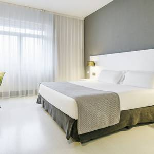 Double Room Hotel ILUNION Bilbao Bilbao